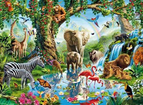 la jungla recurso educativo 86695 tiching