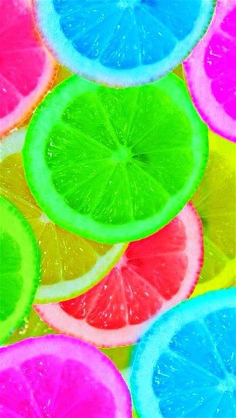 colorful lemon wallpaper phosphoric colors of the wind pinterest rainbow