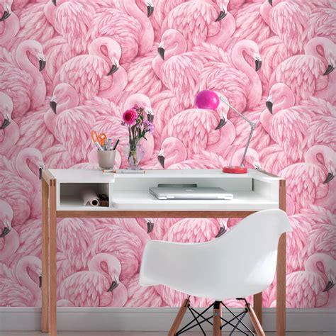 pink flamingo wallpaper uk rasch flamingo pink wallpaper 277890