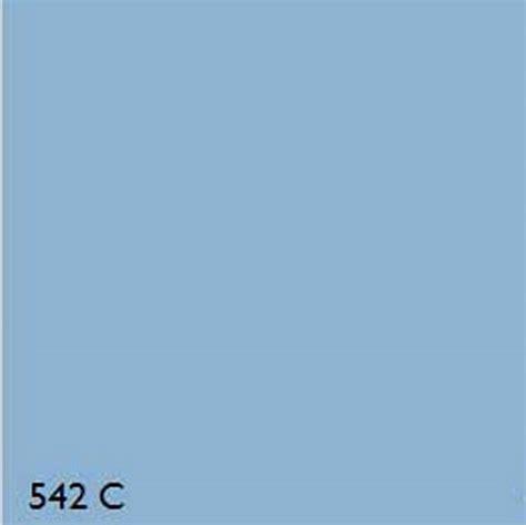 Pantone 542C BLUE RANGE