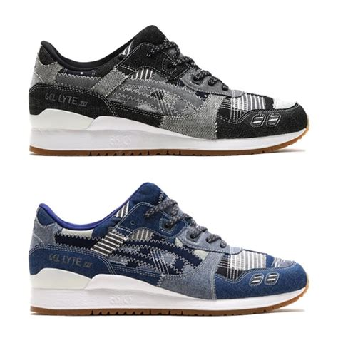 Original Asics Tiger Gel Lyte Iii Lifestyle Sepatu H7n3n 4949 asics tiger gel lyte iii ranru pack available now the drop date