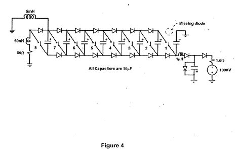 avalanche diode marx generator 28 images patent us20060245217 diode directed solid state