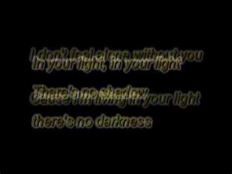 In Your Light Lyrics by In Your Light Jon Allen Lyrics