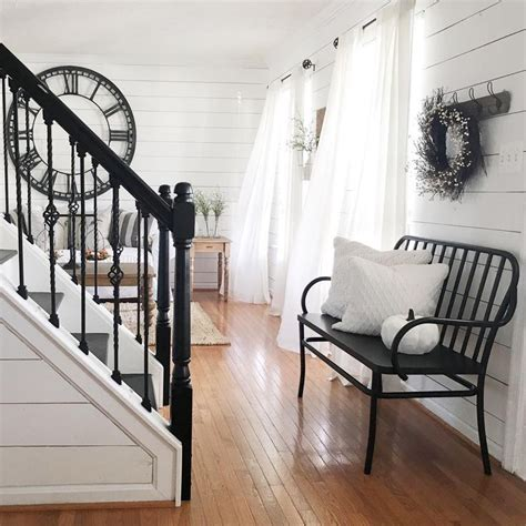 25 best ideas about stair 25 best ideas about farmhouse stairs on