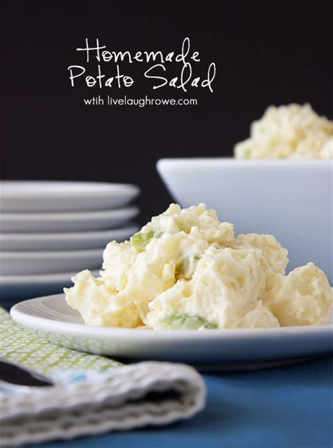 Potato Salad Decoration by 16 Scrumptious Summer Side Dishes Can Decorate