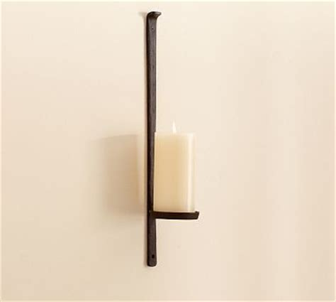 Wall Pillar Candle Holders by Artisanal Wall Mount Pillar Holder Traditional