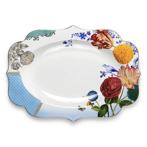 Buy Pip Studio Royal Pip Oval Platter Amara