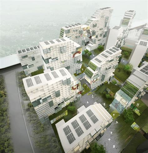 design concept for housing shenzhen projects and developments page 2