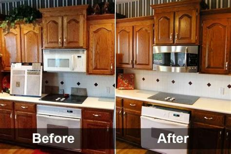 refacing oak kitchen cabinets 1000 images about kitchen cupboard do overs on pinterest