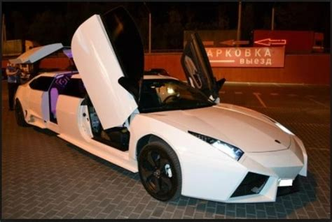 lamborghini limousine price the baby lamborghini limo that will s