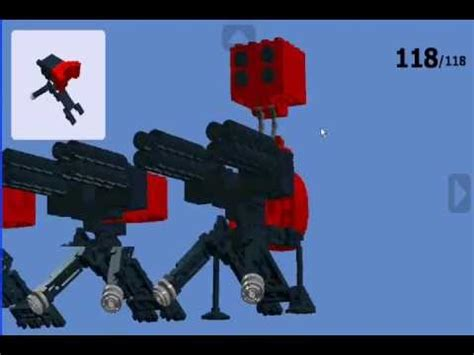 lego tf2 tutorial lego speedbuild level 1 3 sentry guns tf2 youtube