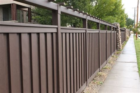 eco green vinyl fence pricing lowest  sale
