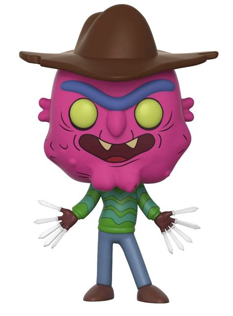 Evil Morty Pop Vinyl - new rick and morty pop vinyl figures unveiled by funko