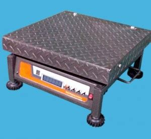 bench chicken scales wsi