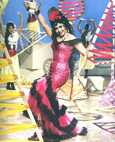 hindi film actress minoo mumtaz the best bollywood costumes right here rediff movies
