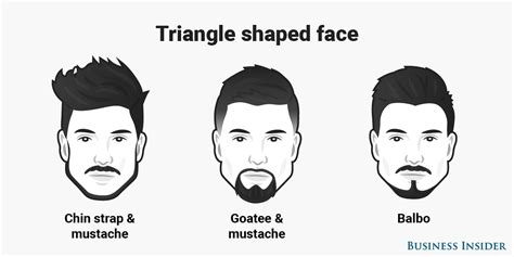 right beard style for inverted triangle this is the best beard style for every face shape