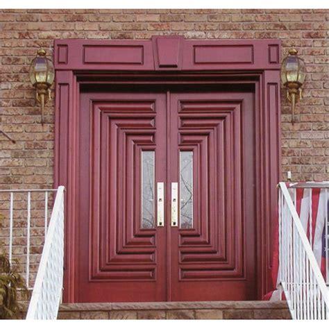 traditional external front doors
