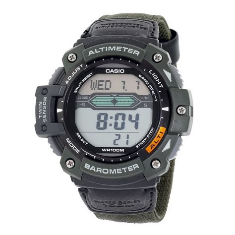 casio men s sgw300hb 3avcf sport watches casio watches