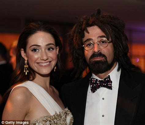 emmy rossum counting crows emmy rossum 24 splits from counting crows frontman adam