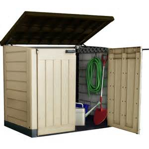 Tumble Dryer In Shed by Keter Store It Out Max Xl Brown Lid Plastic Garden Shed