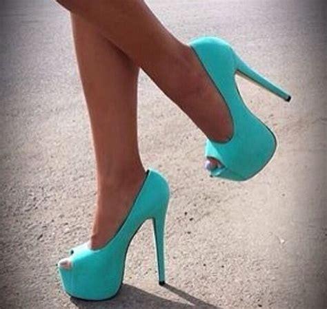 sky blue high heels shoes pumps heels blue sky blue high heels light