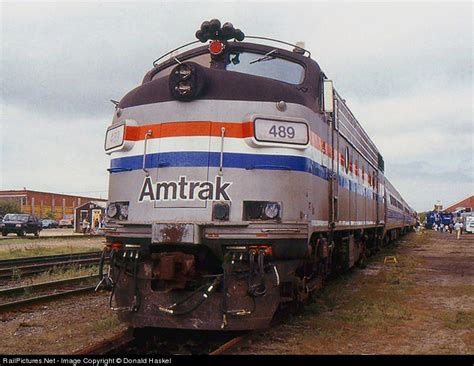 amtrak cape cod locomotive details