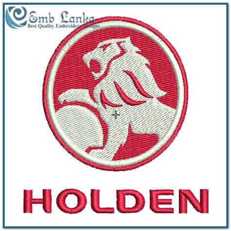 embroidery pattern logo holden cars logo embroidery design emblanka com