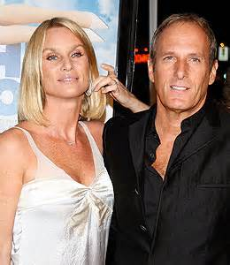 Michael Bolton Nicollette Plan Low Key Wedding by Bolton Booted From Nest Extratv