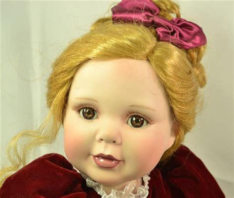 porcelain doll size osmond porcelain doll toddler size