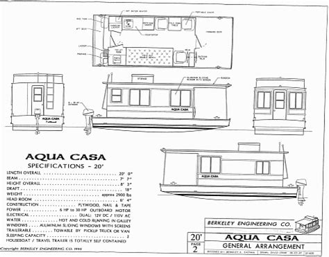 pontoon houseboat floor plans house boat supplies trailerable houseboat plans 187 boats