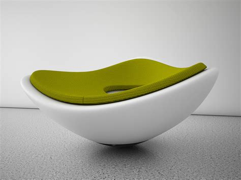 Balancing Chair by Balance Chair Diego Otero Design Consulting