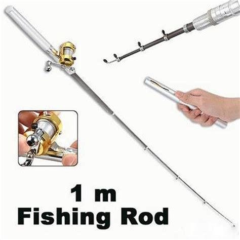 Jual Alat Pancing Laut Kaskus coleman fish pen alat pancing bentuk pulpen unik harga jual