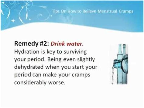 Ways To Relieve Menstrual by How To Relieve Menstrual Crs Without Drugs