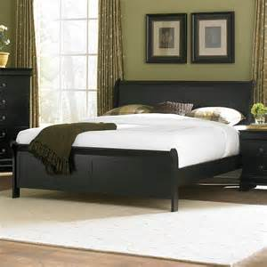 Black Sleigh Bed California King Bed Frame Buy A California King Bed Frame At Macys King Size Bed Frame