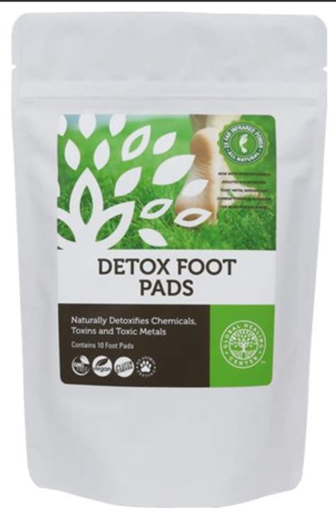 Foot Detox In Ga by Detox Foot Pads 100 Organic 31 99 Iz The Finchley Clinic