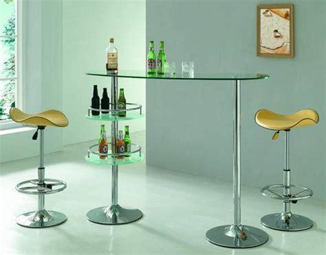 Glass Bar China Glass Bar Table Metal Bar Furniture Glass Table