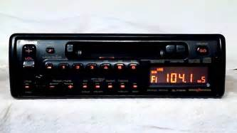 car stereo cassette vintage pioneer keh m680 am fm cassette car stereo with cd