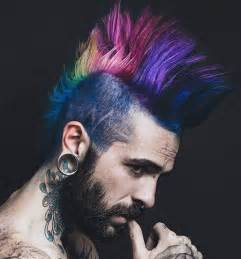 guys colored hair best mens hair color mens hairstyles 2017