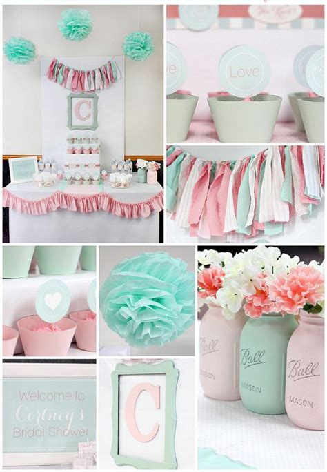 ideas baby shower decoracion 6 ideas para organizar un baby shower decoracion mesa