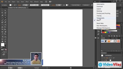illustrator ui tutorial adobe illustrator cs6 for beginners telugu 05