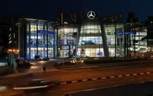 Mercedes Centre Mercedes Center Singapore