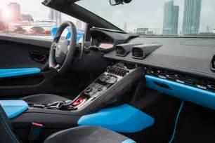 Interior Lamborghini Huracan 2016 Lamborghini Huracan Review And Rating Motor Trend