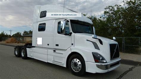 volvo truck 2016 2016 volvo vnlt780