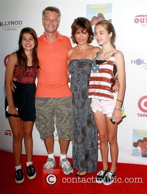 does lisa rinna havd kids harry hamlin brother