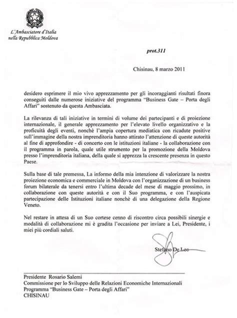 lettere in italiano lettera in italiano curriculum vitae 2018