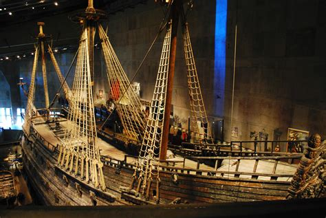 the vasa the tragically fortunate sinking of the vasa heritage times