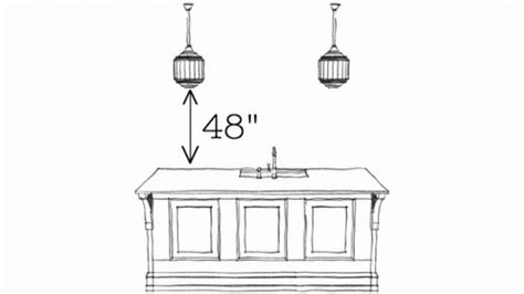 pendant lights over bar proper height for a pendant light fixture over counter top