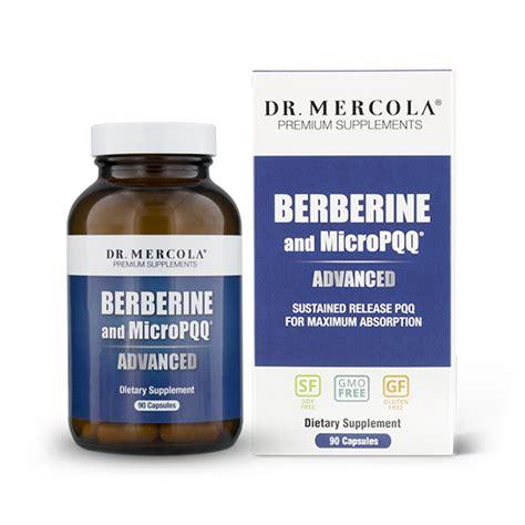 supplement berberine berberine and micropqq advanced mitochondrial health
