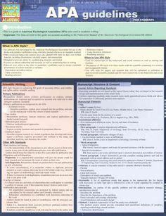 apa layout guidelines apa format exle essay paper apa pinterest