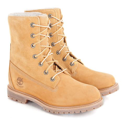 timberland womans boots timberland wheat teddy fleece fold boot s boot